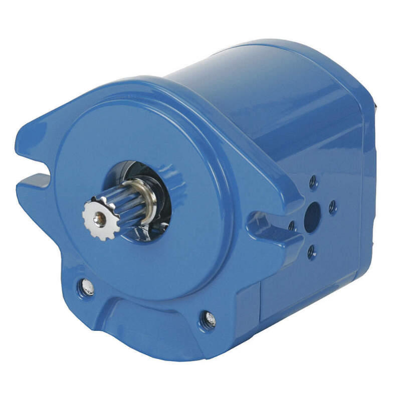 EATON VICKERS 26001-RZJ Gear Pump,Displacement 0.4,GPM 5.3,Right
