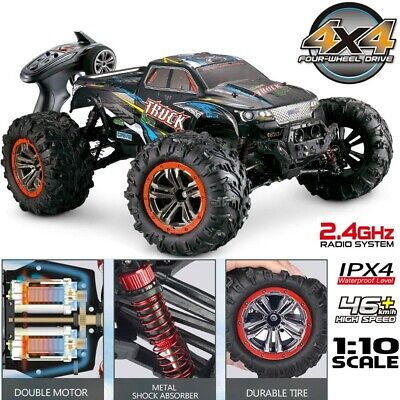 RC Monster Truck Car 1:10 4WD 2.4Ghz Off-road Remote Control RC Car 4wd Off Road Truck
