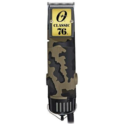 Oster Professional Classic 76 Μαλλιών Clipper περιορισμένης έκδοσης Camo Army 76076-297
