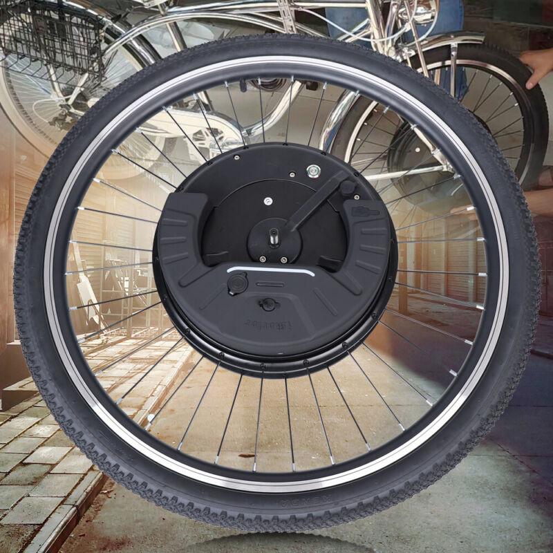 "24""/700C Front Wheel Electric Bicycle Motor Conversion Kit E-Bike Cycling Hub"