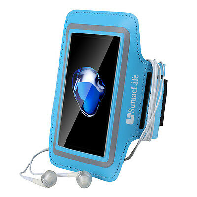 Sports Gym Armband Cover Jogging Running Arm Holder Case For iphone 7 Plus