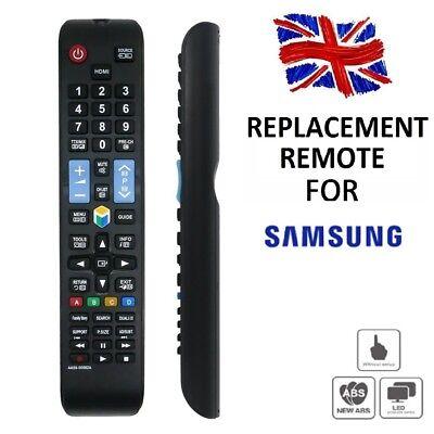 Replacement Remote Control For Samsung SMART TV WORKS 2008 2016 MODELS UK Seller