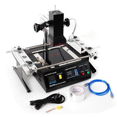 Ir6500 Infrared Bga Rework Station Kit For 220v Reballing Stations Kit Ups