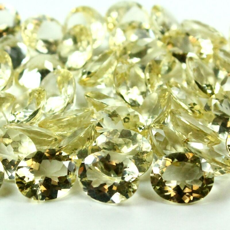 Scapolite 9x11 mm Faceted Oval Gemstone - Quantity Discounts st3047