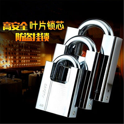 High Quailty Shipping Container Garage Anti-theft Lock Padlock With 4 Keys