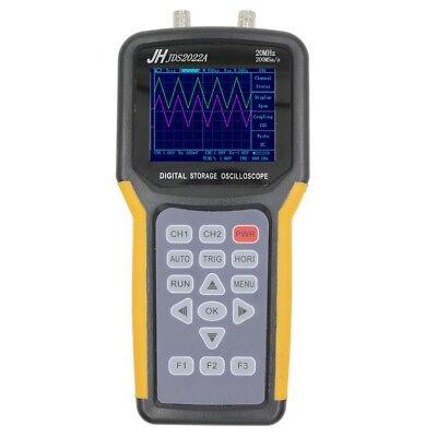 Jds2022a Multimeter Oscilloscope Tft Lcd Digital Storage 200msas 20mhz 2channel