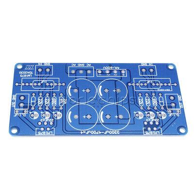 Tda2030tda2030alm1875tlm675 Audio Power Amplifier Board Ocl Btl Diy Pcb
