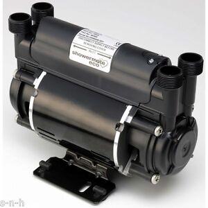 Stuart Turner 46502 Showermate Eco Pump 1.5 Bar Twin Shower Pump snh