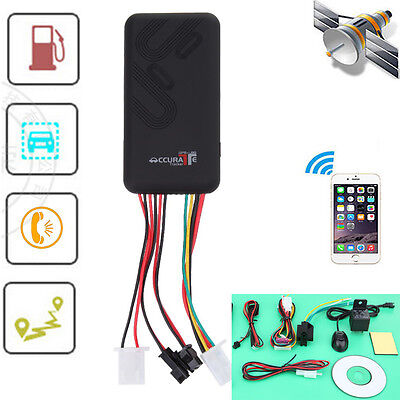 Car Truck Vehicle Spy Realtime Tracker SMS/GPS/GSM/GPRS Tracking System Device