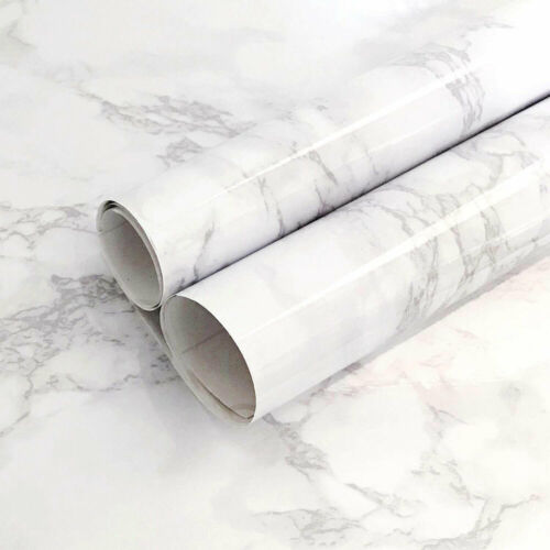 Marble Contact Paper Self Adhesive Peel and stick wallpaper wall sticker Decor