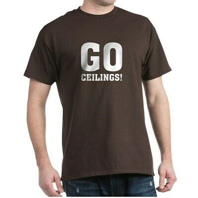 CafePress Ceiling Fan Costume Dark T Shirt 100% Cotton T-Shi