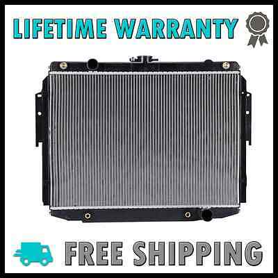 New Radiator For Dodge Ram 1500 2500 3500 Van 3.9 V6 5.2 5.9 V8 Lifetime Waranty