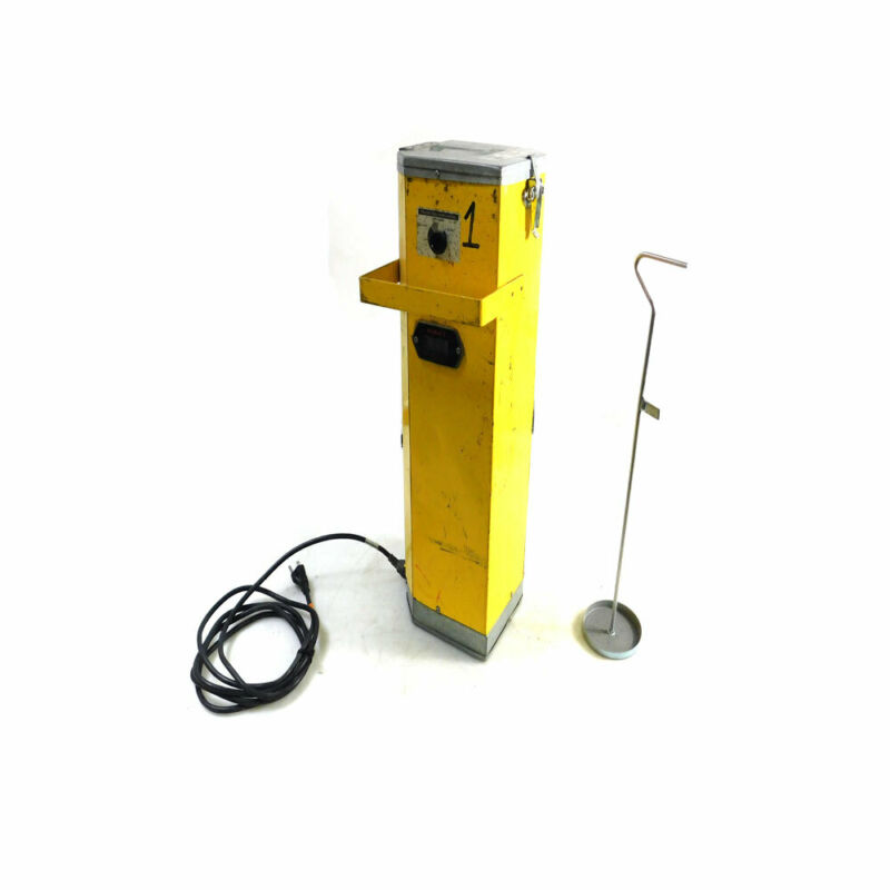 Phoenix International DryRod II Type 2 20lb Capacity Electrode Stabilizing Oven
