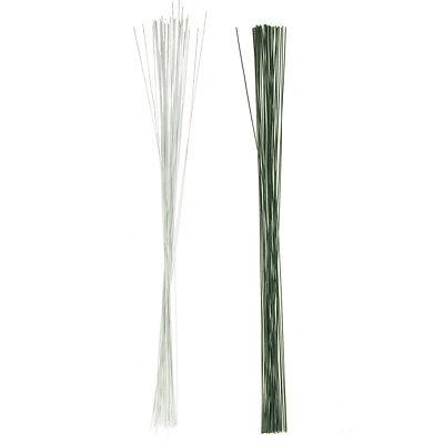 Aluminum Floral Wire, 22 Gauge, 18-Inch, 35 Count (Aluminum Floral Wire)