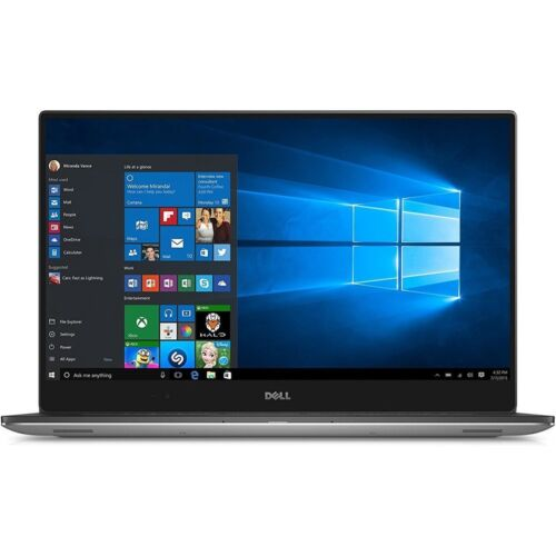 Купить Dell XPS9550-10000SLV - Dell XPS 15 15.6 4K Touch Laptop, I7 Quad Core 16GB Ram 1TB SSD GTX 960M 2GB