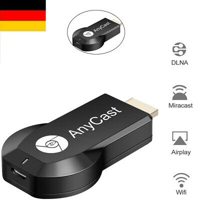 AnyCast WiFi Display Empfänger HDMI Dongle TV 1080P Miracast Airplay für Handy Wifi Tv Handy
