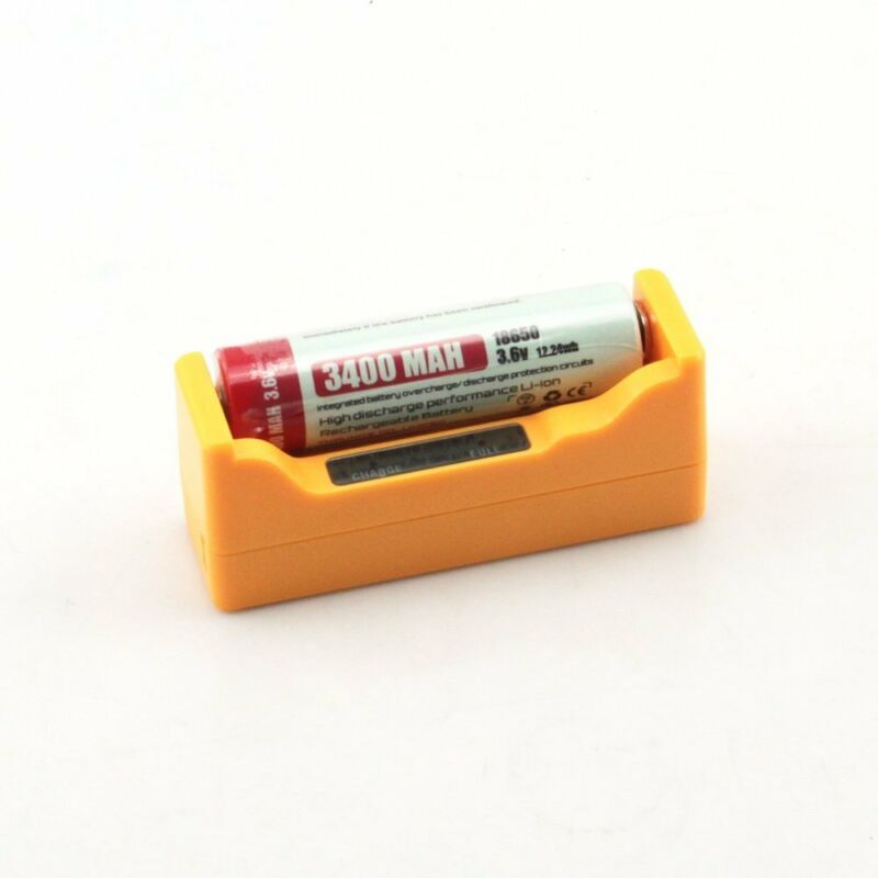 ThruNite® U1 Charger  1x3400mAh Battery--- Useful Charger