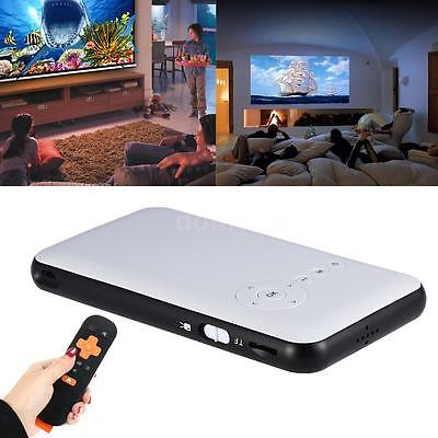 Mini LED DLP WIFI NEW Bluetooth 4.0 Pocket Projector 3D Home Cinema HD 1080P