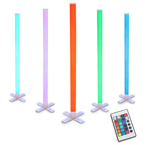 Remote Controlled RGB LED Disco Stick Tube Light Colour Changing Party Lamp
