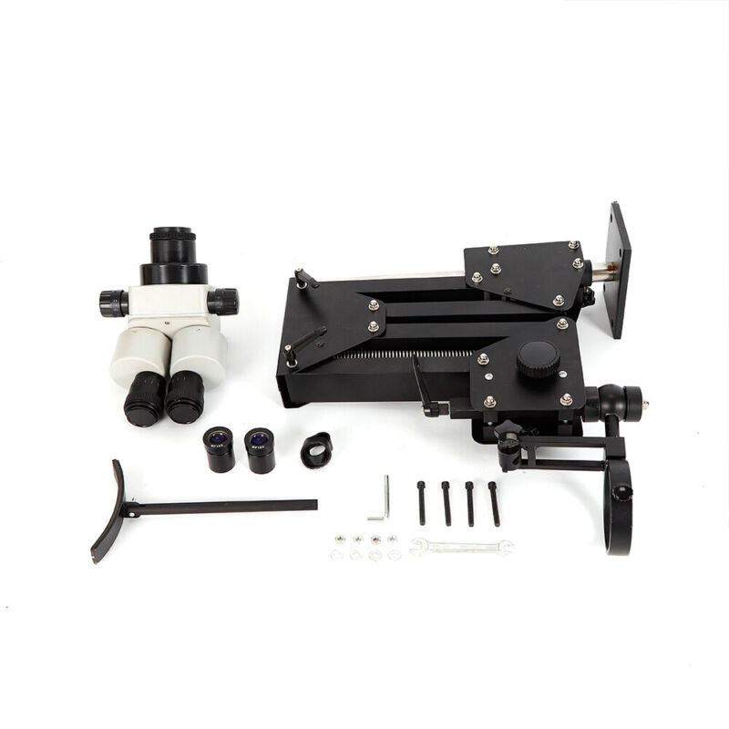 Multi-directional Jewelry Micro-setting Microscope Stereo Zoom 85mm Engrave Tool