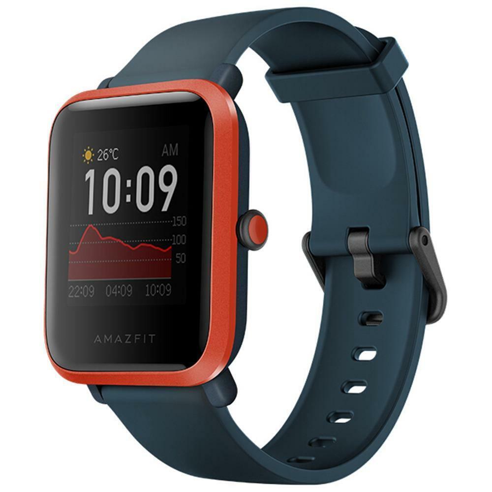 Amazfit Bip S Reloj Inteligente smartwatch para hombre mujer GPS IOS Android
