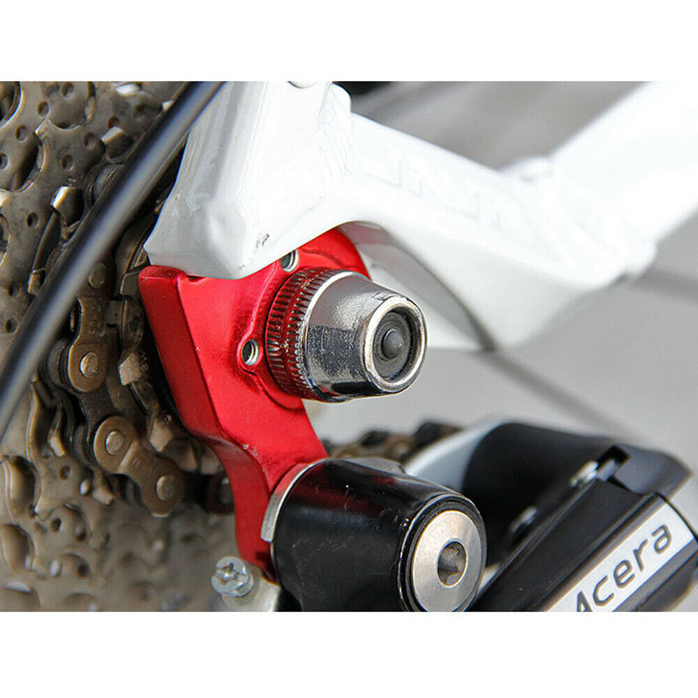 1Pc Quick Release Rear Skewer Lever For Tacx EliteTurbo and Bike Bicycle New