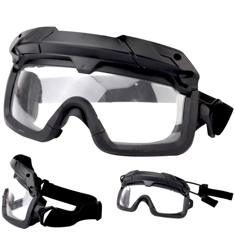 Tactical Airsoft Goggles Anti Fog Military Glasses Ballistic Safety Goggles USA