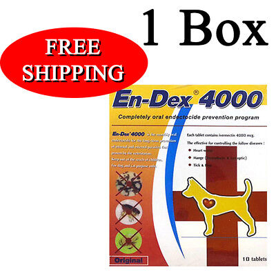 1 BOX Pet Tablet Pill  Remove Prevent Ticks and Fleas for Small Dogs Cats