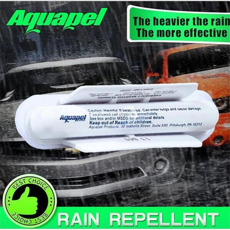 AQUAPEL Applicator Car Windshield Glass Treatment Water Rain Repellent Repels
