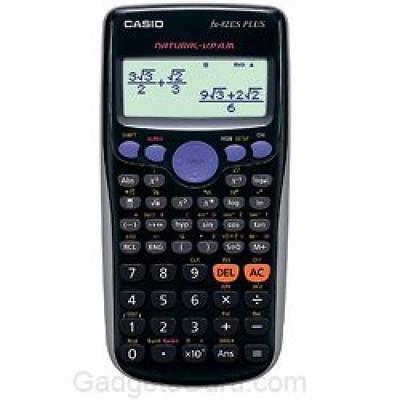 Casio Fx-82es Fx82es Plus Bk Display Scientific Calculations Calculator with 252