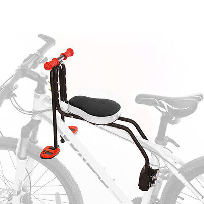 Bicycle Child Safety Seat Front Mount Baby Carrier Quick Dismounting Kids Chair