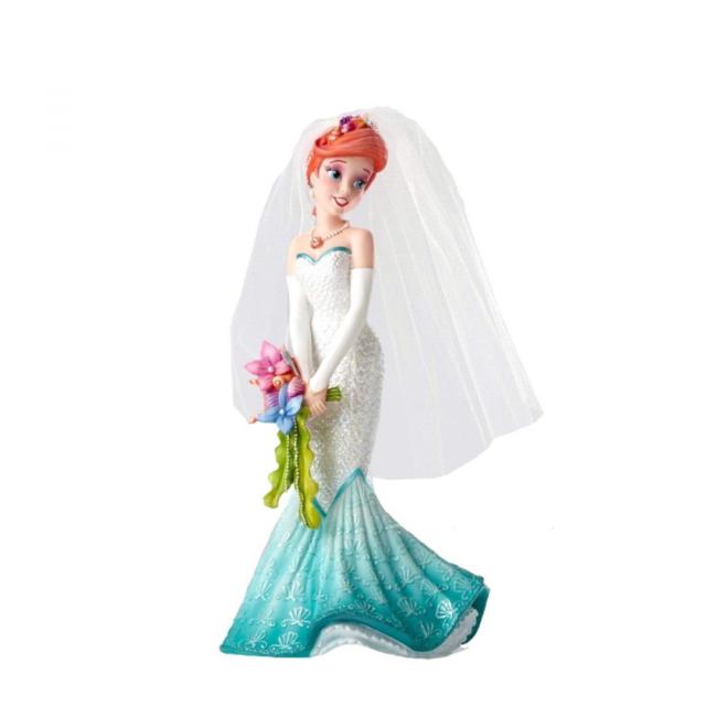 Disney Showcase Ariel Wedding figurine Ornament Little Mermaid 4050707