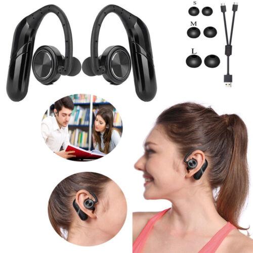 Headphones Wireless Earbuds HIFI Handsfree True Stereo Heads