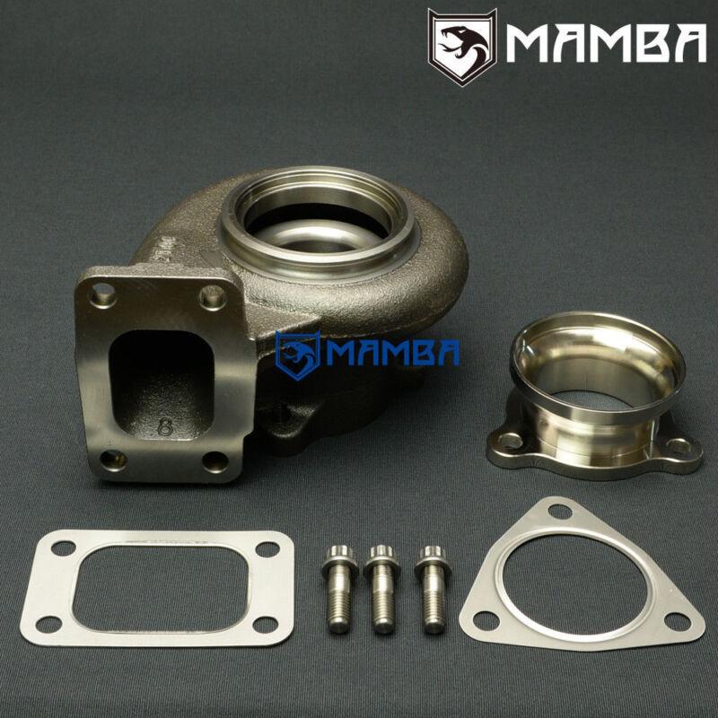MAMBA Turbo Turbine Housing 6cm T3 TD05H V-Band Internal Gate RB20DET RB25DET