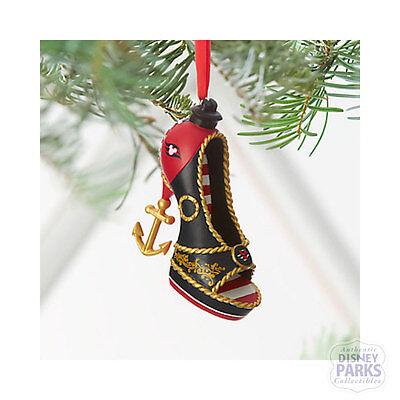 Disney Parks Shoe Ornament Disney Cruise Line DCL Runway Collection