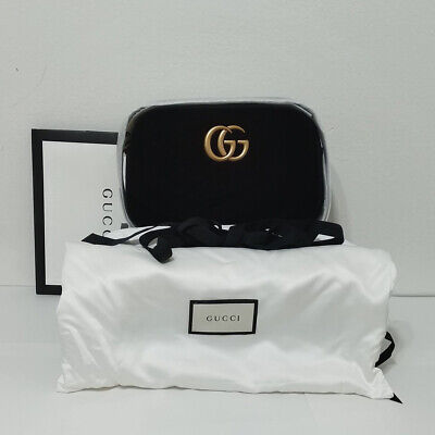 NWT GUCCI GG MARMONT SMALL SHOULDER BAG !!! FREE GIFT COACH F30905 !!!