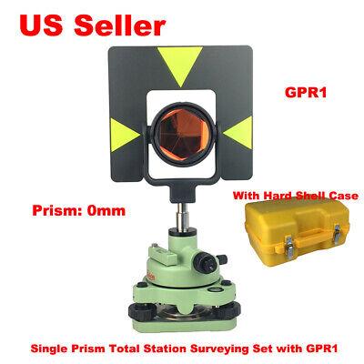 Single Prism Traverse Prism Kit With Gpr1 Reflector Set For Total Station Survey