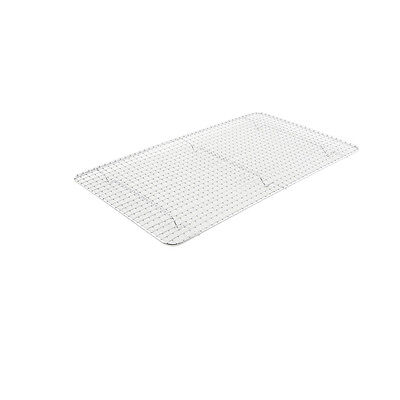 Winco Pgw-1018 18x10x0.5-inch Pan Grate For Full-size Pan