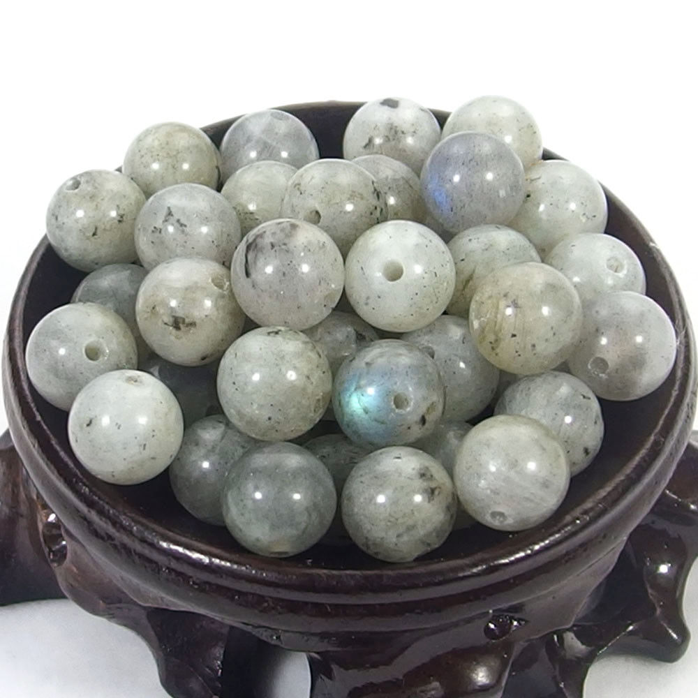 Bulk Gemstones I natural spacer stone beads 4mm 6mm 8mm 10mm 12mm jewelry design Labradorite