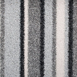 rustic striped grey carpet 4m wide hardwearing heathered