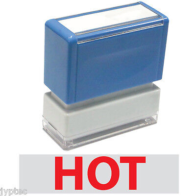 Jyp Pa1040 Pre-inked Rubber Stamp With Hot