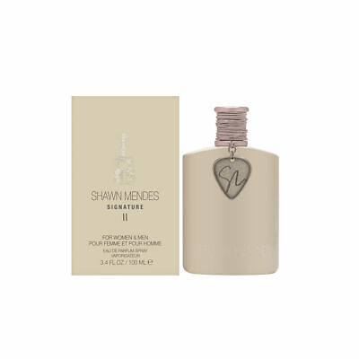 Signature II by Shawn Mendes for Unisex 3.4 oz EDP Spray Brand New