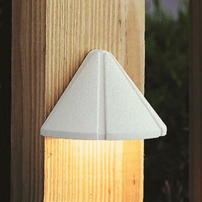 Kichler Lighting 15765WHT27R 2700K LED Deck Light - -