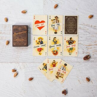 Borderline Mexican Playing Cards