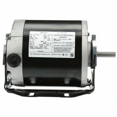 Gf2024 14 Hp 1725 Rpm New Century Ao Smith Electric Motor