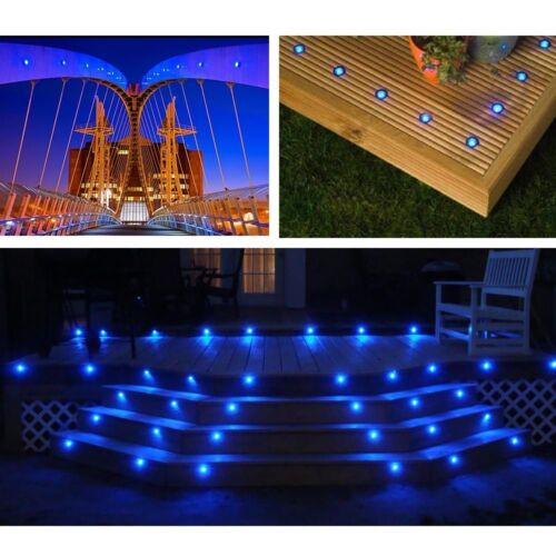 50pcs 31mm 12v Outdoor Yard Stair Step Kickboard Led Deck