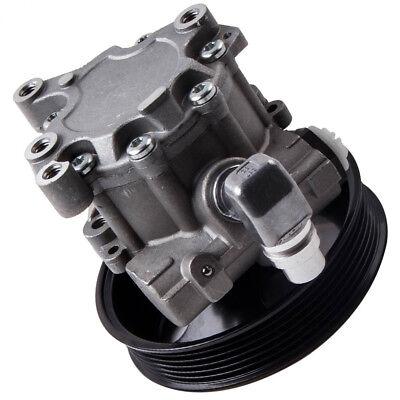 Power Steering Pump for Mercedes-Benz S Class S500 S55 AMG S430 w/ Pulley (2008 Mercedes Benz S550 Amg For Sale)
