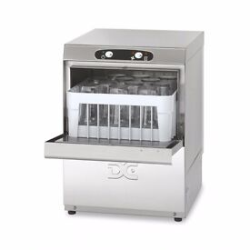 DC SG40 Glass Washer (only used twice)
