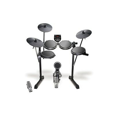 Alesis DM6 USB Kit 5-Piece Performance Electronic Drum Set w/ Pedals + Sticks