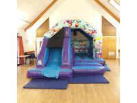 Bouncy castle hire in Leamington, Warwick and Kenilworth area.